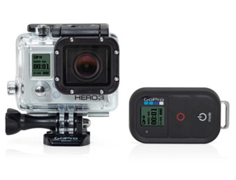 $70 off GoPro HD HERO3 Video Camera Black Edition