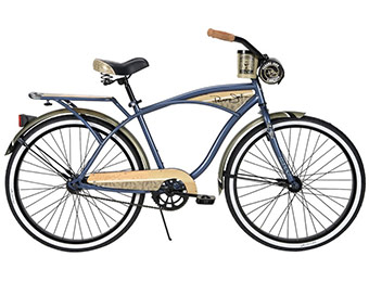 "$41 off Huffy Panama Jack 26"" Men's Cruiser Bike (Champagne)"