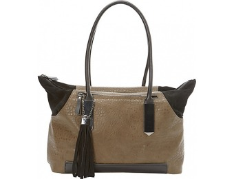 63% off French Connection Camden Tote, Turtle/Black