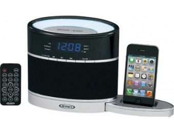 78% off Jensen JiMS 185i Digital Docking Music System