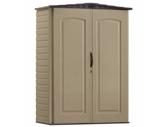 $100 off Rubbermaid Roughneck 3-ft x 5-ft Gable Storage Shed