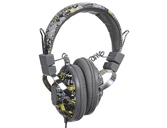 $25 off Ecko Exhibit On-Ear Headphones