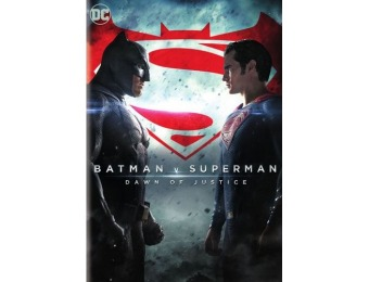 83% off Batman v Superman: Dawn of Justice (DVD)
