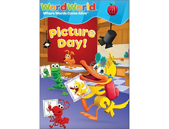 50% off WordWorld: Picture Day! (DVD)