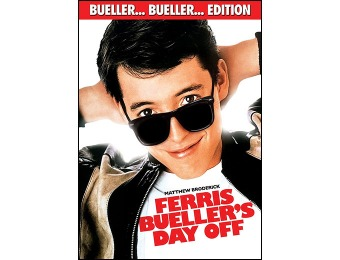 69% off Ferris Bueller's Day Off (DVD)