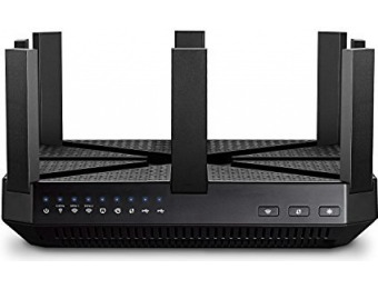 $389 off TP-Link AC5400 Wireless Wi-Fi Tri-Band Gigabit Router