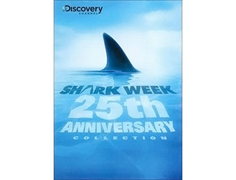 60% Shark Week: 25th Anniversary Collection DVD