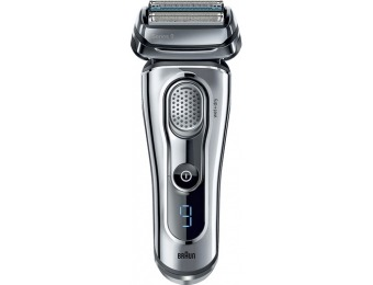 $170 off Braun Series 9 Shaver with Clean&Charge Station