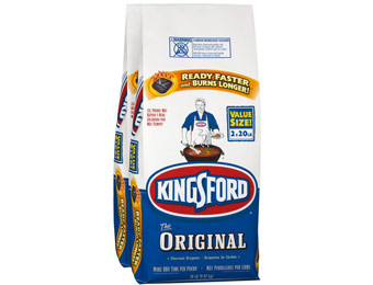 53% off Kingsford Original Charcoal Briquets (2 / 20 lb. bags)