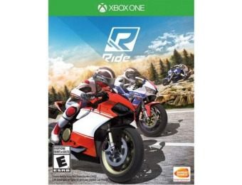 36% off Bandai Namco Racing Ride Gaming Software Xbox One