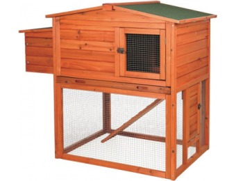 73% off Trixie 2-Story Chicken Coop