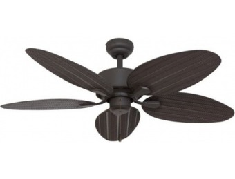 "68% off Calcutta 52"" Ocean View 5 Blade Indoor Ceiling Fan"
