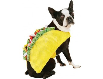 30% off Halloween Bootique Taco Dog Costume