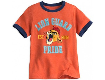 71% off Kion Ringer Tee for Boys - The Lion Guard
