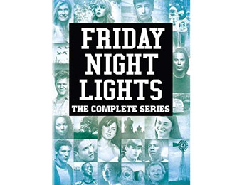 50% off Friday Night Lights: The Complete Series DVD (19 discs)