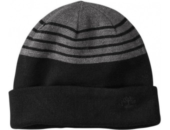 73% off Reversible Striped/Solid Beanie