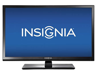 "$40 off Insignia NS-28ED200NA14 28"" LED HDTV / DVD Player Combo"