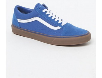 44% off Old Skool Blue & Gum Shoes