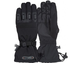 80% off Thermologic Heated Gloves, Black