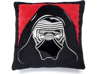 70% off Star Wars The Force Awakens Throw Pillow