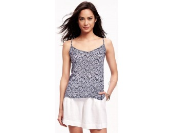 83% off Old Navy Open Back Cami For Women
