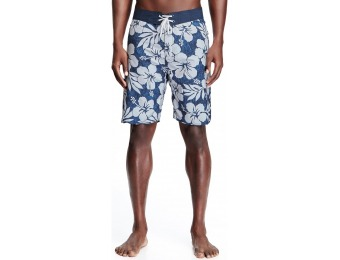 81% off Old Navy Printed Board Shorts For Men