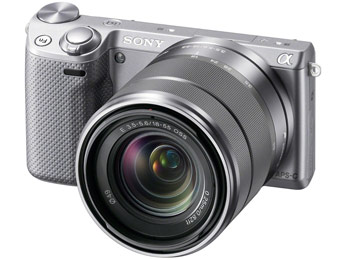 $311 off Sony Alpha NEX-5R w/ 18-55mm Lens (price in cart)
