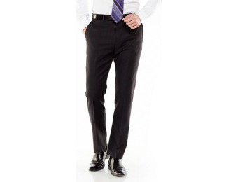 90% off Marc Anthony Slim-Fit Shadow-Checked Wool Suit Pants