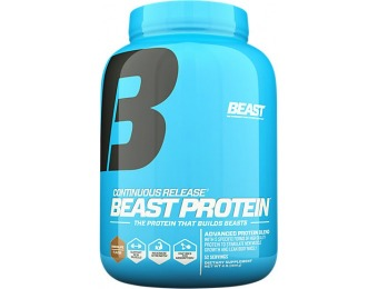 42% off Beast Protein Chocolate 4 Lb