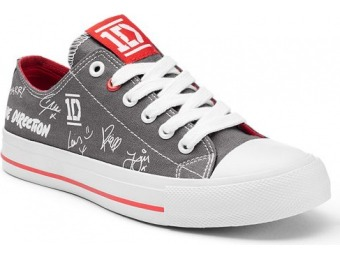 71% off One Direction Autograph Women's Sneakers