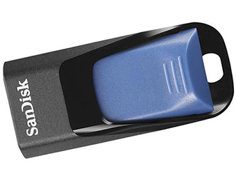 80% off SanDisk Cruzer Edge 8GB USB 2.0 Flash Drive