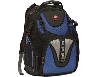 "45% off Wenger Swissgear Maxxum 15.4"" Notebook Backpack Case"