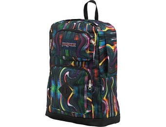 55% off JanSport Austin Backpack Multi Frequency