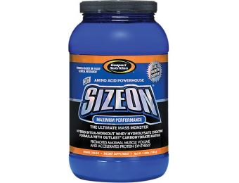 $33 off Size On Maximum Performance Supplement