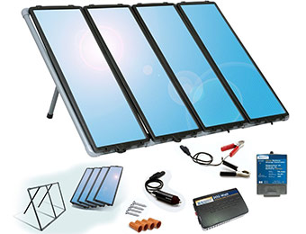 $472 off Sunforce 50048 60W Solar Charging Kit