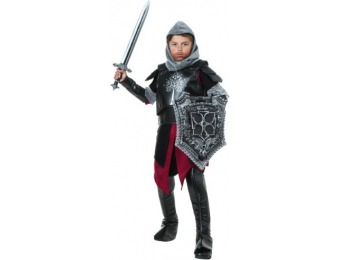 44% off Child Medieval Battle Knight Costume