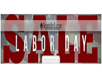Up to 40% off Labor Day Sale