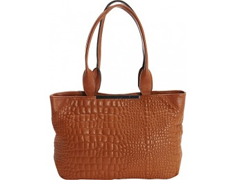 71% off French Connection Monica Quilted Tote, Nutmeg