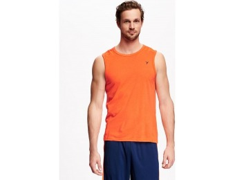 77% off Old Navy Go Dry Training Tank For Men