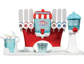 70% off Yummy Nummies Mini Soda Shoppe Playset
