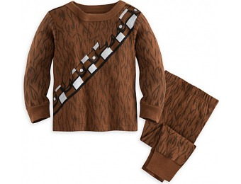 47% off Star Wars Chewbacca Costume PJ PALS for Baby