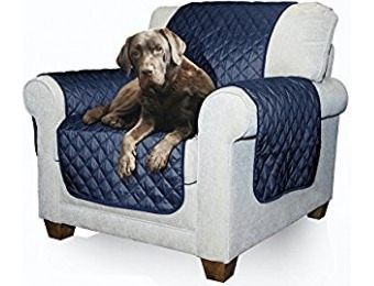 63% off Furhaven Reversible Pinsonic Poly Chair Protector