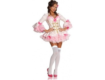 53% off Pink Lace Marie Antoinette Costume