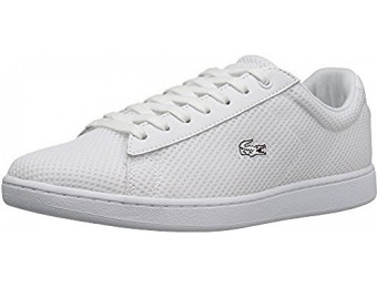 $59 off Lacoste Women's Carnaby Evo 416 1 Spw Fashion Sneakers