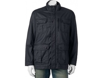 80% off Men's Apt. 9 Modern-Fit 4-Pocket Coated Jacket