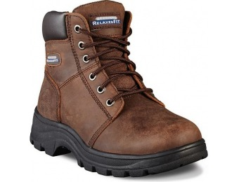 70% off Skechers Relaxed Fit Workshire Fitton Women's Boots
