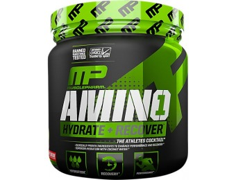 58% off Muscle Pharm Amino 1 Supplement