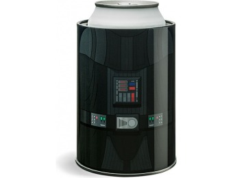 70% off Star Wars Darth Vader Metal Can Cooler