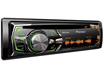 Extra $70 off Pioneer DEHX7500S CD/MP3/WMA Car Stereo Receiver