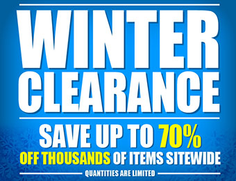 Up to 70% off thousands of items in the Skis.com Winter Clearance